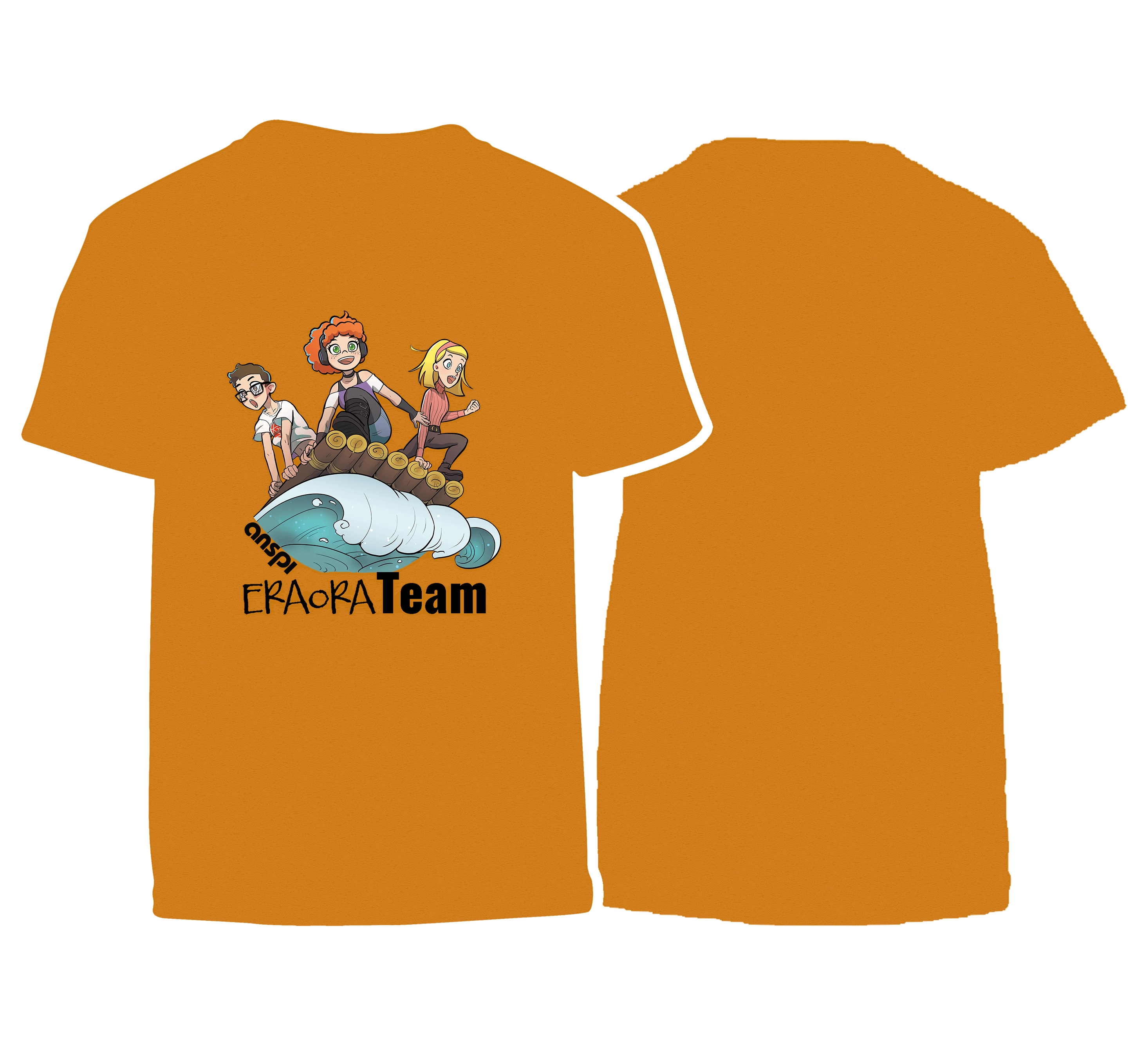 T-Shirt Animatore